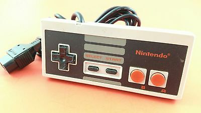 Nintendo NES Controller [Official Original OEM] Cleaned Tested & Working NES-004