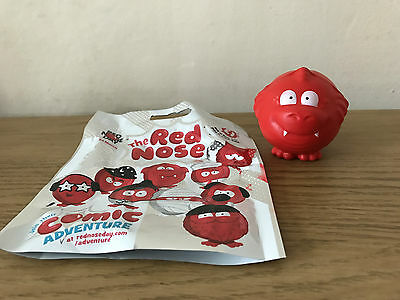 Snuffles   -   Red Nose Day 2017 - Comic Relief 1 of 10 Red Noses - BRAND NEW