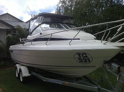Seafarer Vagabond 6.2 Metre  Deluxe Boat, Replacement New @120,000 +Save $$$$