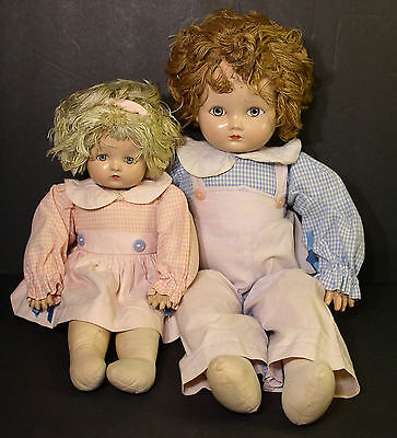 Effanbee Brother & Sister Doll, 1942