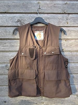 Fishing waistcoat size 42 excellent condition