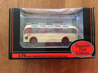 Exclusive first edition (EFE) 1:76 scale Die cast bus model