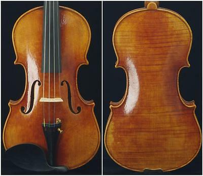 Collection-Outstanding Stradivarius Style violin #6758, Splendid