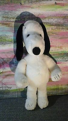 """1968 Vintage Plush Peanuts Snoopy Toy 20"""" Doll Stuffed United Feature Syndicate"""