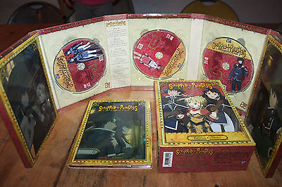 Beau Coffret 8 Dvd Edition Collector  * Scrapped Princess  *  Dessin Anime Manga