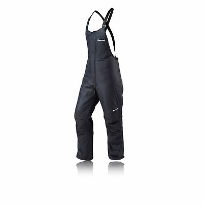 Montane Extreme Mens Water Resistant Windproof Salopettes Overall Pants