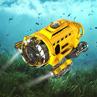 "''Sub-Mariner camera"" Camera equipped submarine RC Underwater Drones(ROV) Hot"