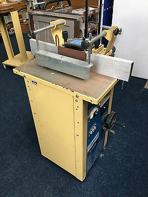 Sheppach HF3000 Spindle Moulder Single Phase PreOwned