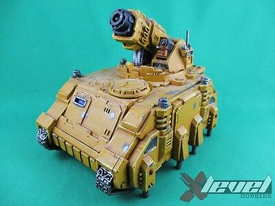 Space Marine Hunter – Imperial Fists [x1] Space Marines [Warhammer 40,000] Pa...