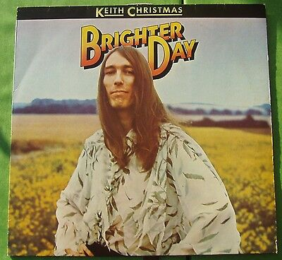Keith CHRISTMAS :   Brighter day