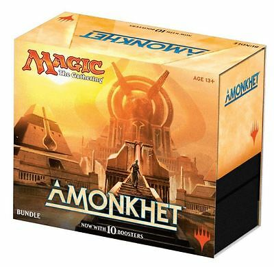 Magic the Gathering Amonkhet Bundle Pack - Includes 10x Booster packs  Free P&P