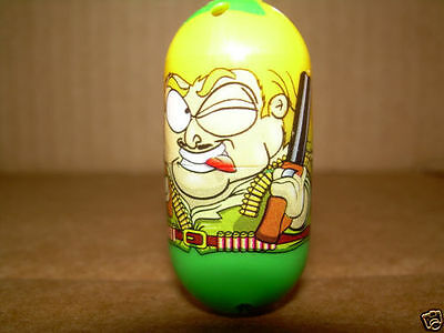 Mighty Beanz #152 Hunter Bean Collectable RARE