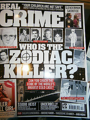 Real Crime Magazine Issue 12 (new)  2016