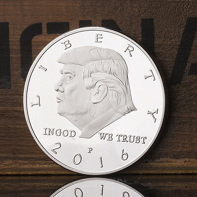 The 45th President of the United States Donald Trump Commemorative Coin Gift
