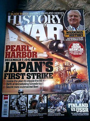 History Of War Magazine Issue 36 (new)  2016