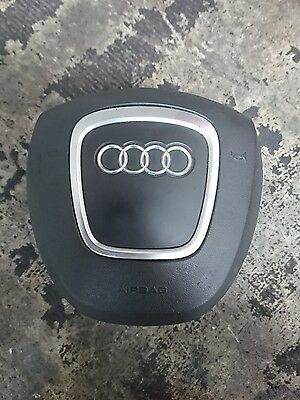 audi a4 b7 steering wheel airbag