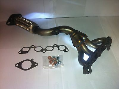 Ford Focus 1.6 8/98-9/04 Exhaust Manifold & Front Pipe + Free Fitting Kit Inc