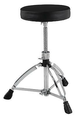 Tabouret De Batterie Percussion Drum Siege Reglable 39 - 56Cm Trepied Robuste