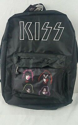 KISS Band Back Pack BRAND NEW WITH TAGS
