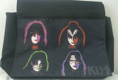KISS Band Messenger Shoulder Bag Brand New