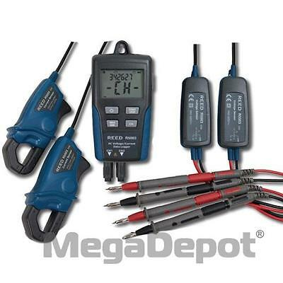 Reed R5003, AC Voltage/Current Data Logger