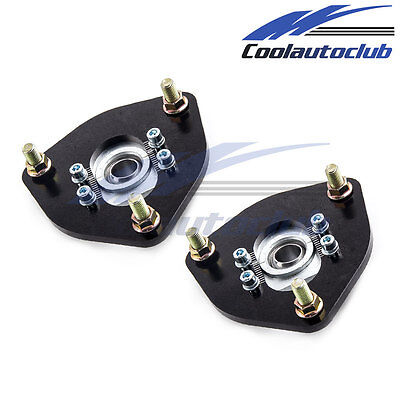 Camber Plate For Nissan Silvia S13 S14 180SX 200 240SX Front Top Mount Plate SPK