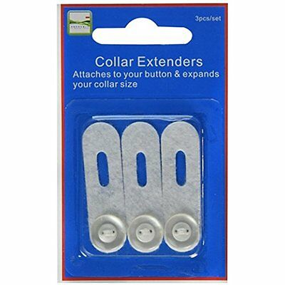 12 Button Extenders - Shirt Collar Extender NEW!