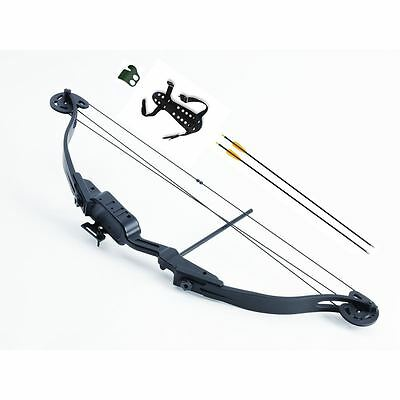 Petron Stealth Light Adult Compound Bow Archery Set