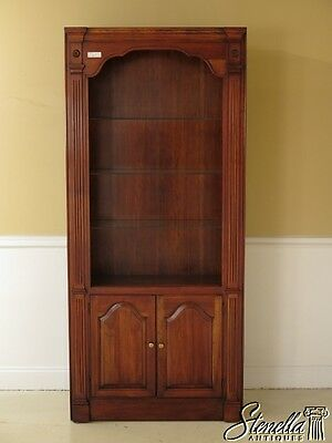 40577E: STATTON Centennial Cherry Open Bookcase