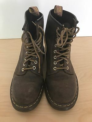 Dr Martens brown 7uk (41eu) 8 eyes
