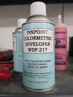 Pinpoint Colormetric Developer, Wdp-217- New