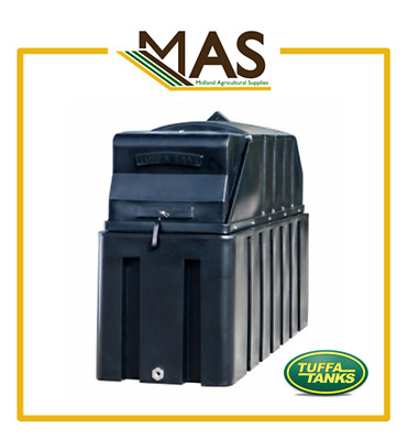 Domestic Bunded Heating Oil Tank - 1350 Litre