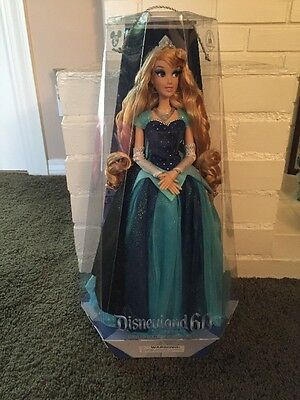 Disneyland 60th Diamond Anniversary LE 3000 Sleeping Beauty Aurora Doll