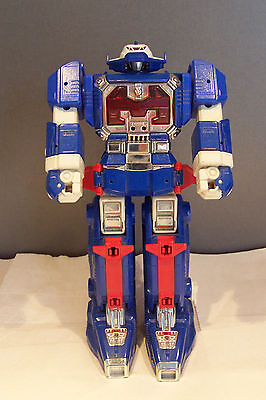 Robot DX Power Rangers IN SPACE Megazord Rare 27 cm Transformable & Sonore 1997