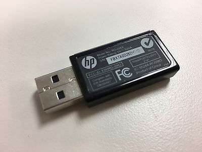 Genuine HP RX809A USB wireless adapter recover for keyboard and mouse