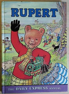 Rupert Bear Annual 1976 - Price clipped but not  inscribed VG+