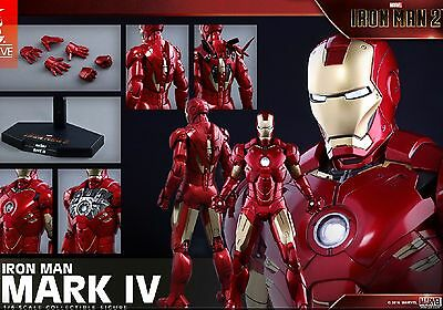 F/S NEW 1/6 Figure: Iron Man 2 - Mark 4 (Roppongi Limited Edition) Japan