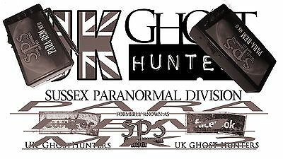The Para-Rem Mk2 Ghost Hunting Equipment