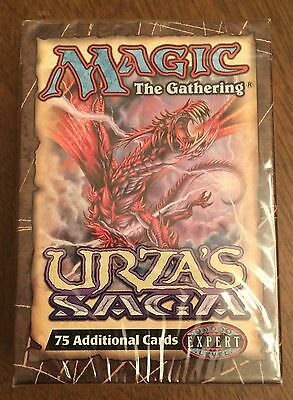 URZA'S SAGA  Tournament deck pack magic new sealed CANADA SELLER starter