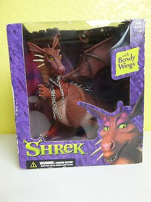 Dreamworks SHREK The Dragon with Bendy Wings Action Figure McFarlane Toys