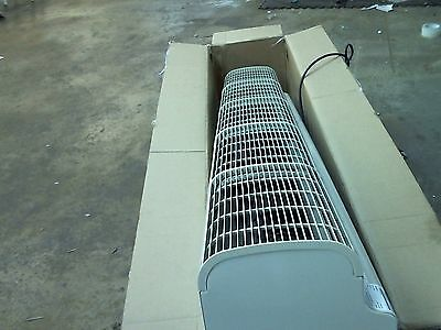 "Pioneer Air Curtain, 60"" Coverage (5 Feet), Heavy Duty Commercial Design   READ"
