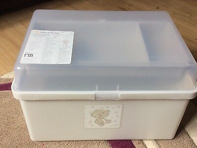 Mothercare Baby Bath Box