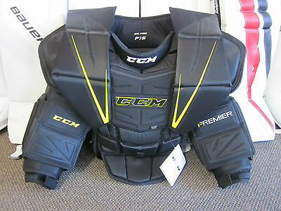 BRAND NEW!! CCM PRO Premiere Chest Protector Senior Small