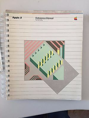 Reference Manual Apple IIe (Inglese)