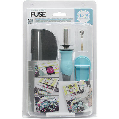 American Crafts We R Memory Keepers Photo Sleeve Fuse Tool