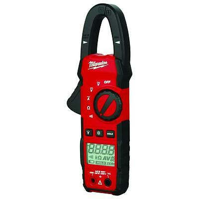 Digital Clamp Meter AC True RMS Electrical Current Tester Multimeter Volt Amp