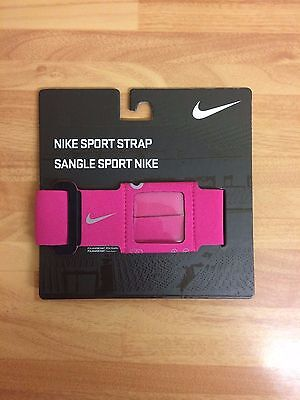 Brand New Pink Nike Sports Strap/armband For Ipod Nano