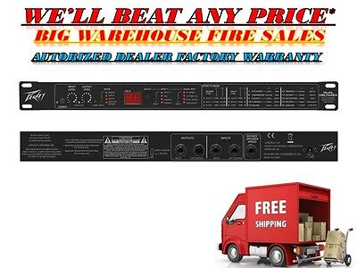 Peavey DUAL Deltafex Dual Engine Dsp Stereo Effects Processor