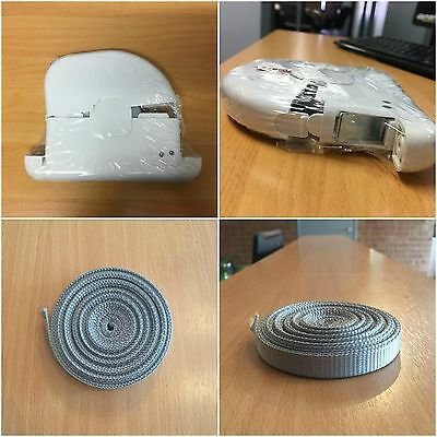 Oz Roll Roller Shutter Manual Strap Coiler Box With 5M Strap