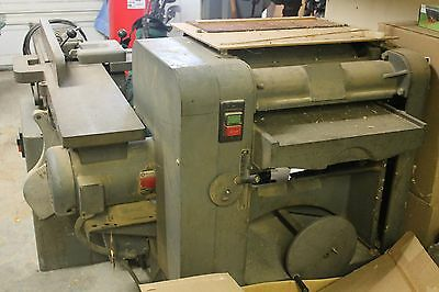 Rockwell Delta 18 in THICKNESS PLANER  5hp with 1/2 hp infeed motor